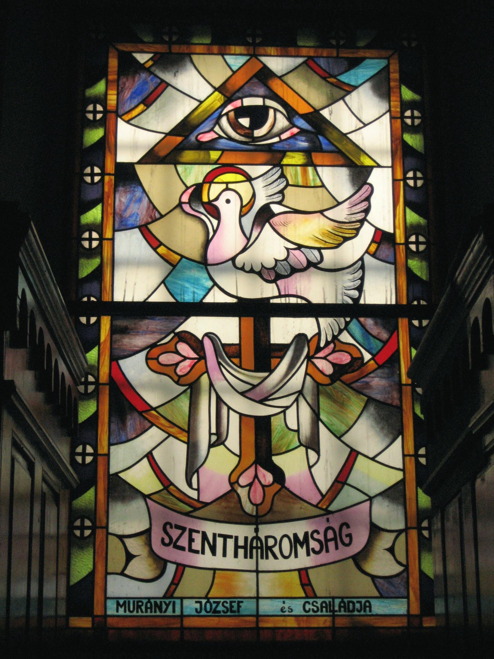 2006年ハンガリーとルーマニア旅行第15日目(7):ケチケメートの教会