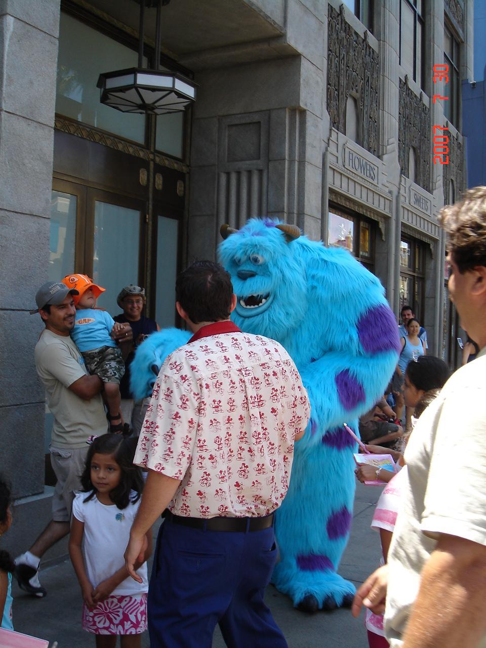 2007夏休みinロサンゼルス?~ディズニー』ロサンゼルス(アメリカ)の