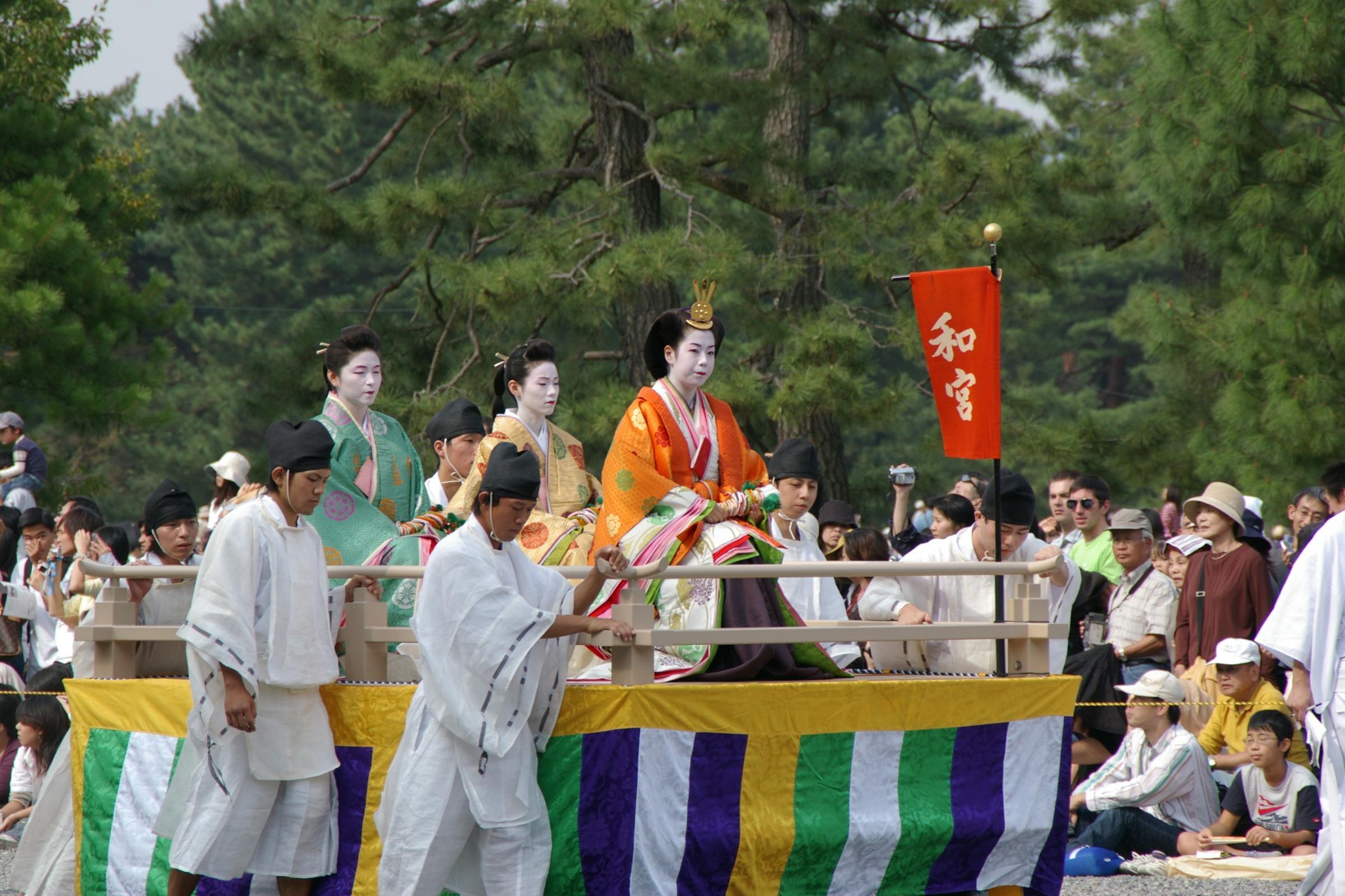 京都時代祭り