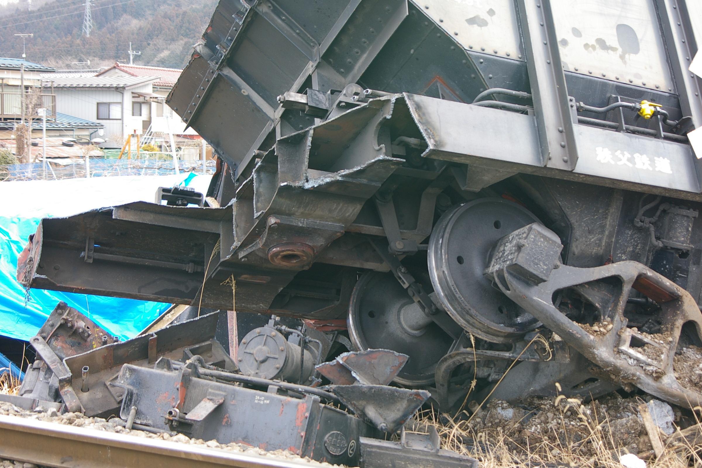 秩父 鉄道 事故