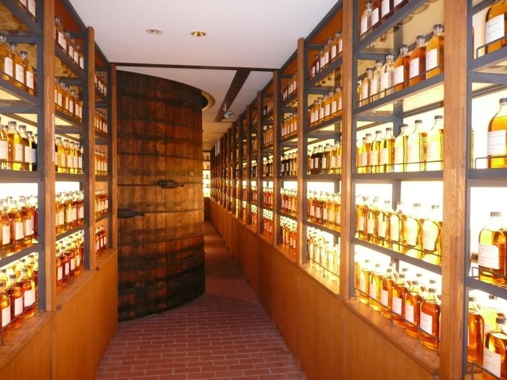 ボンボン モロゾフ ウイスキー