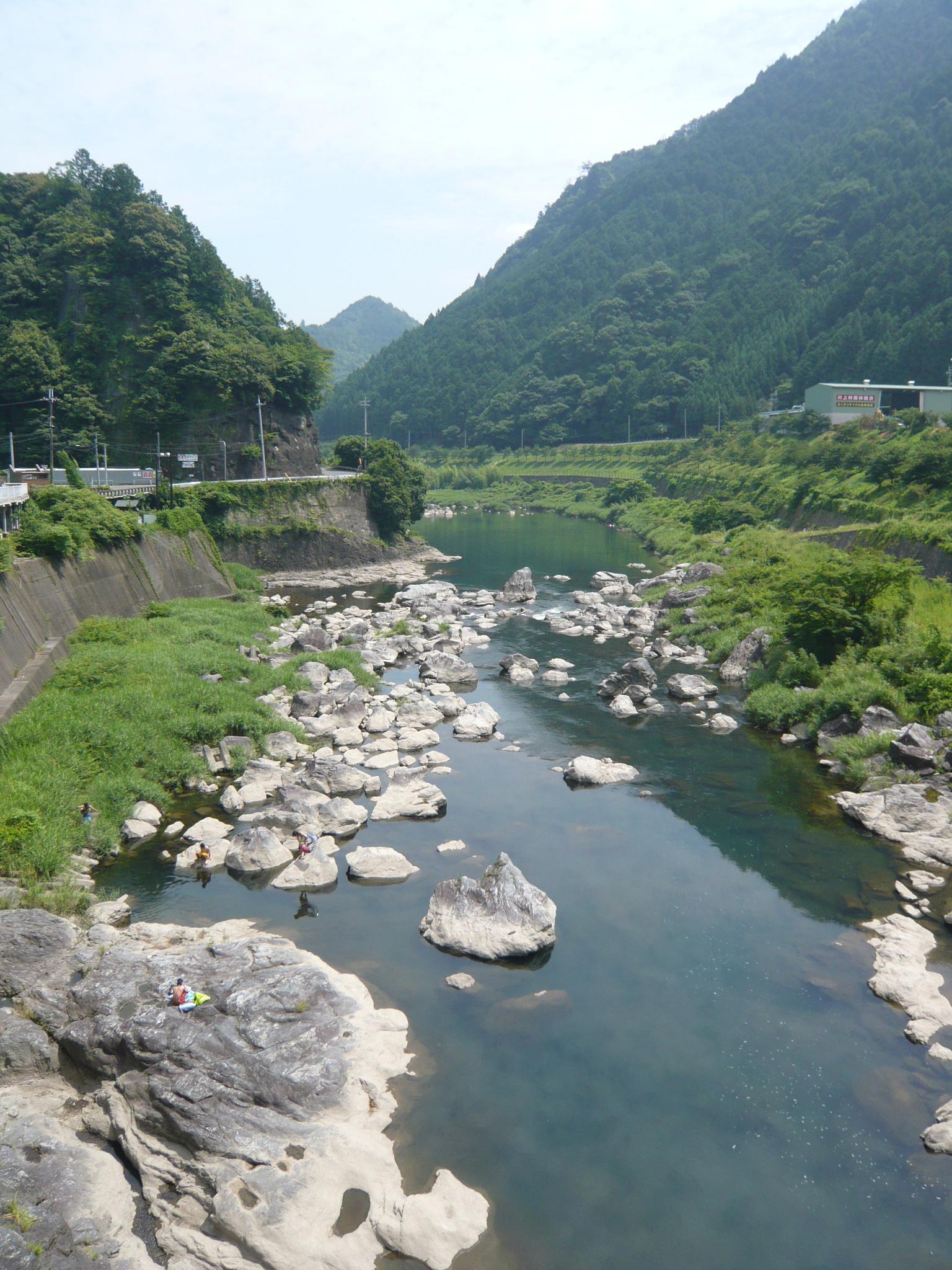 滝紀行◇奈良県川上村の5ヶ所の滝...