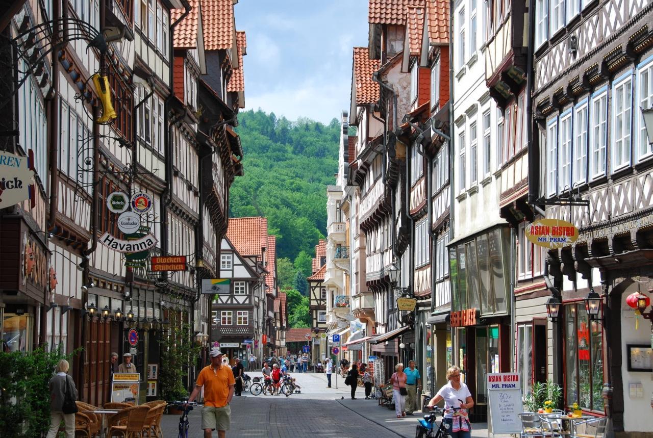 『メルヘン街道の旅(4)~美しき木組みの町 ハン・ミュンデン ...