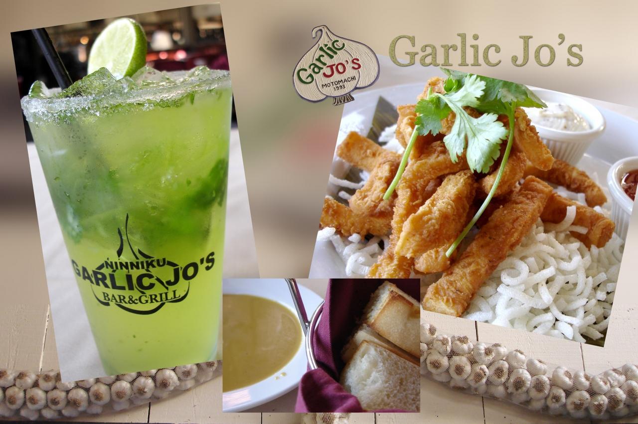 Garlic jo 39 s by 10 for Www americanhouse com