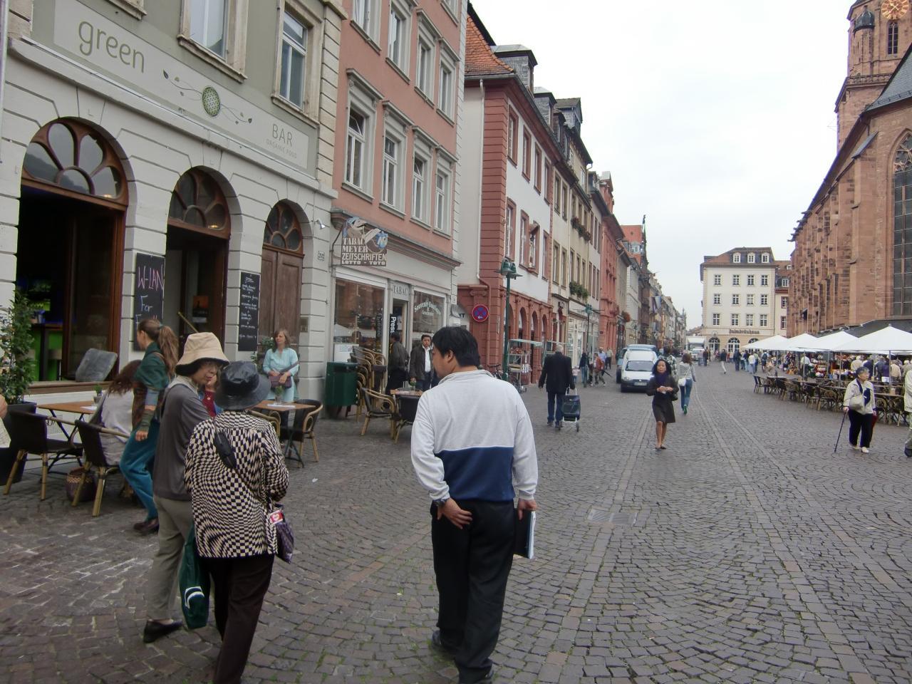『2009.独、ハイデルベルグ』ハイデルベルク(ドイツ)の旅行記 ...