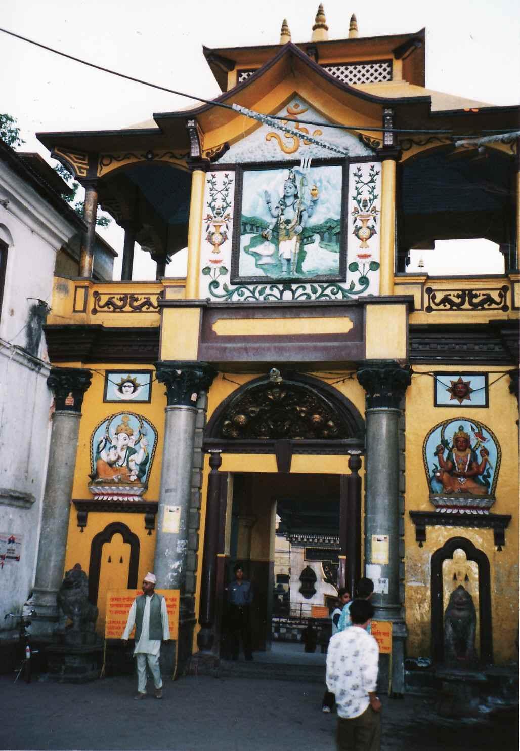 ネパール旅行③ カトマンズとパタン、エベレスト遊覧飛行
