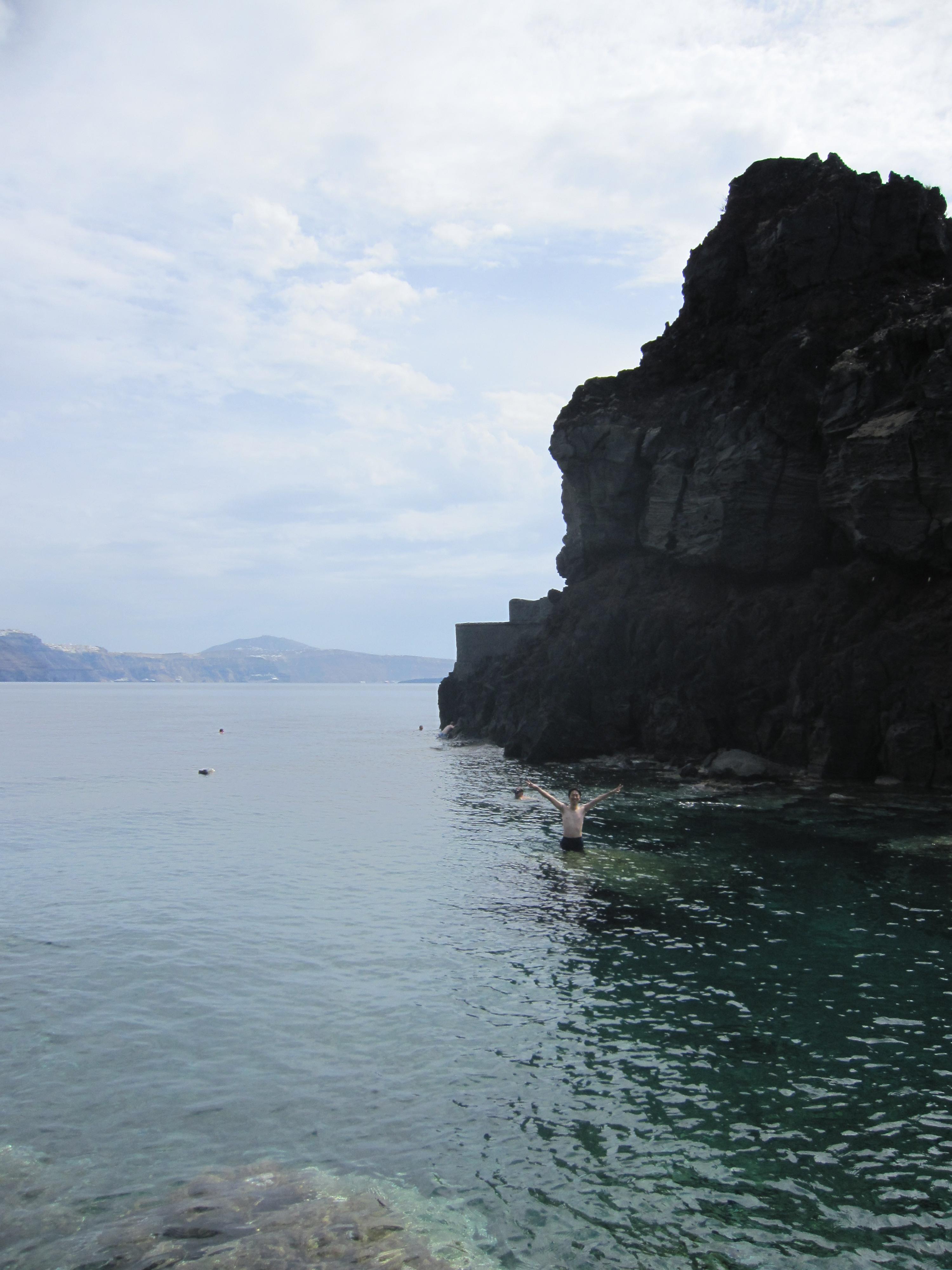 エメラルドグリーンのきれいな湖: 『おとぎの国でロマンチックジャーニー♪ ~vol.③ エーゲ海で