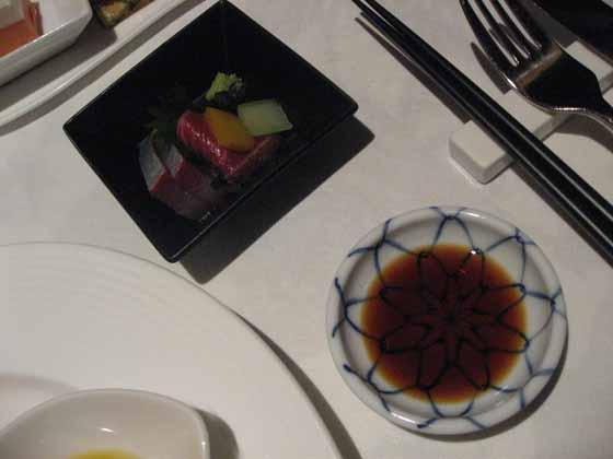 ホテルハーヴェスト箱根甲子園に泊まって  レストラン四季彩で夕ご飯