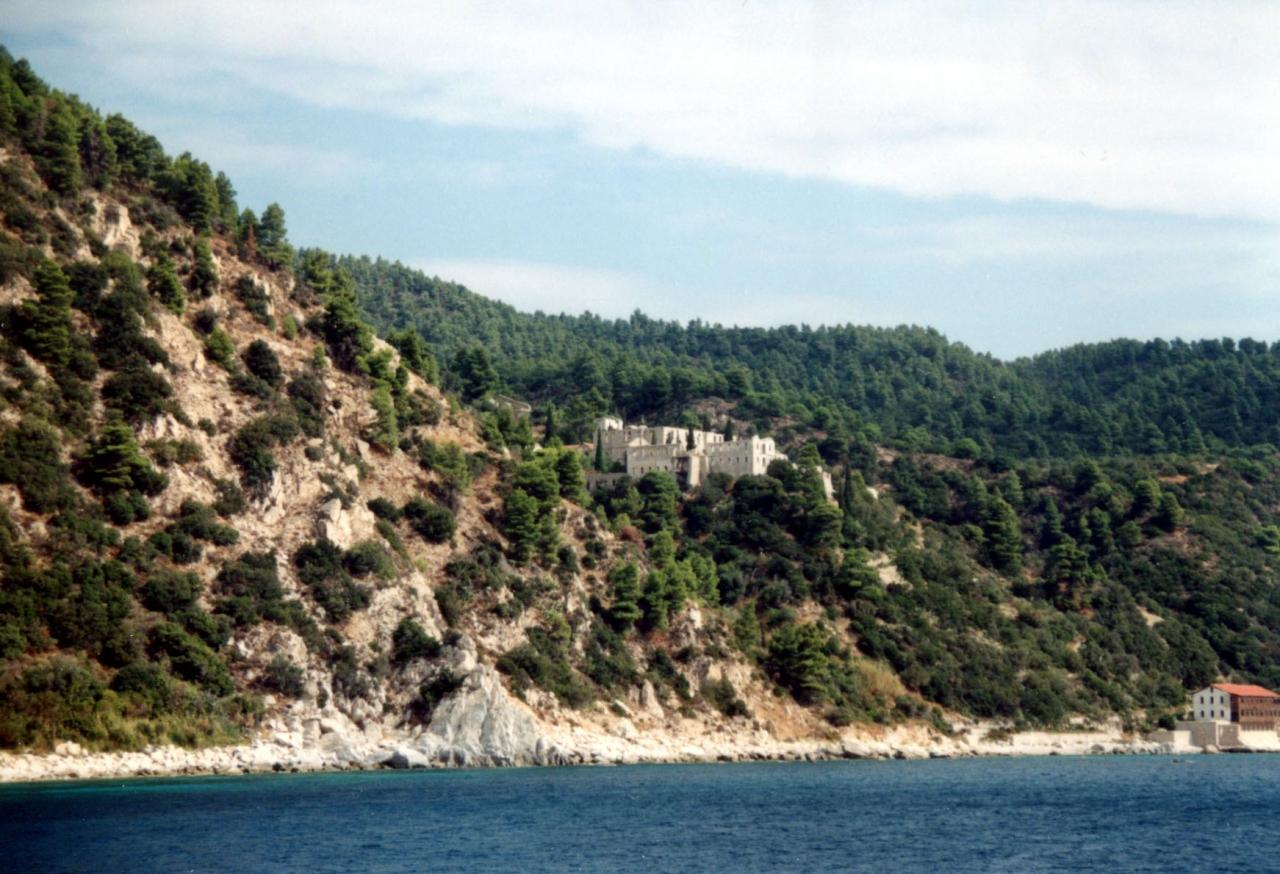 GREECE/ATOS(ギリシャ・アトス山)で修道士になった日