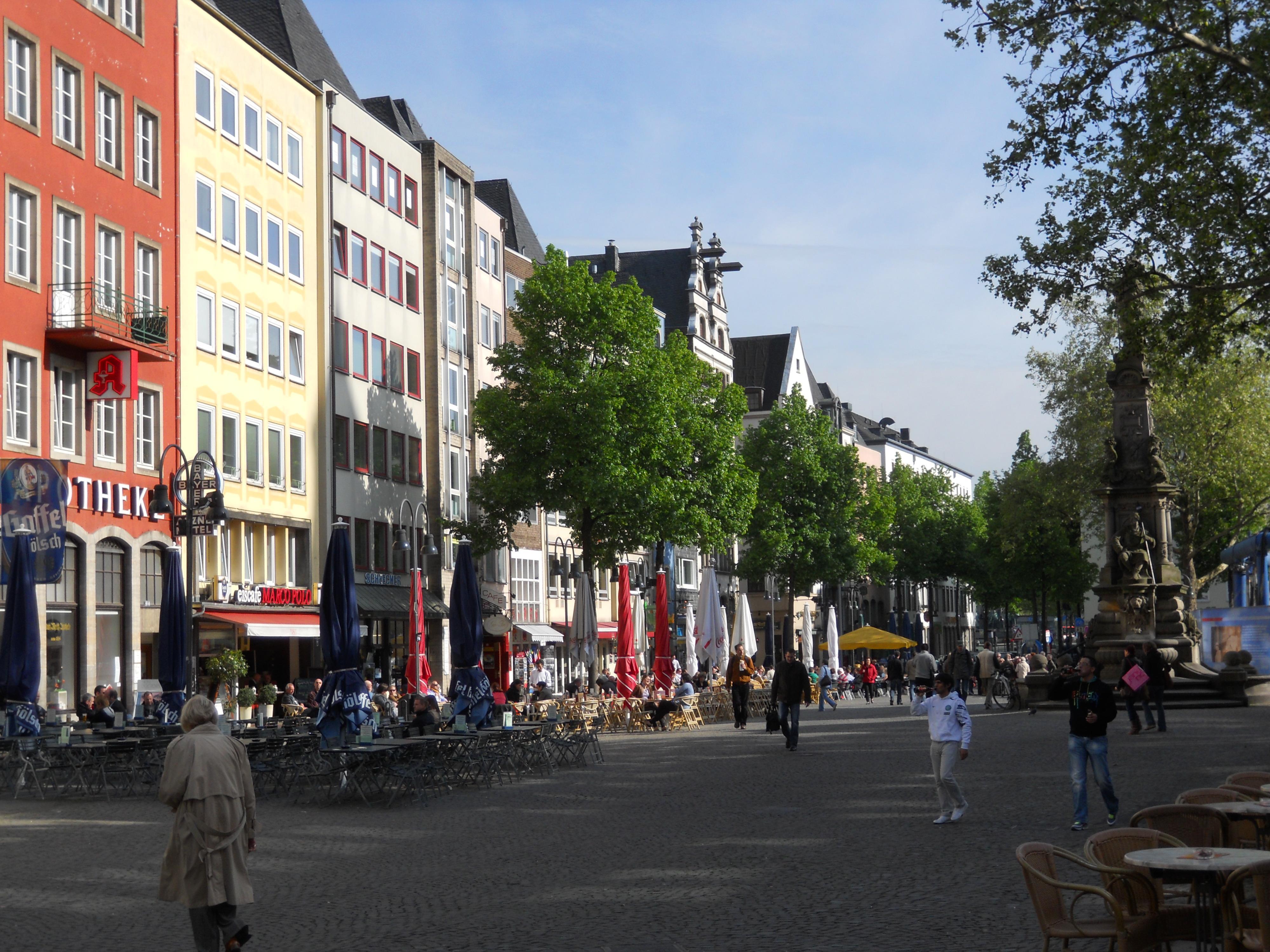 『駅前に大聖堂がそびえ立つケルン』ケルン(ドイツ)の旅行記 ...