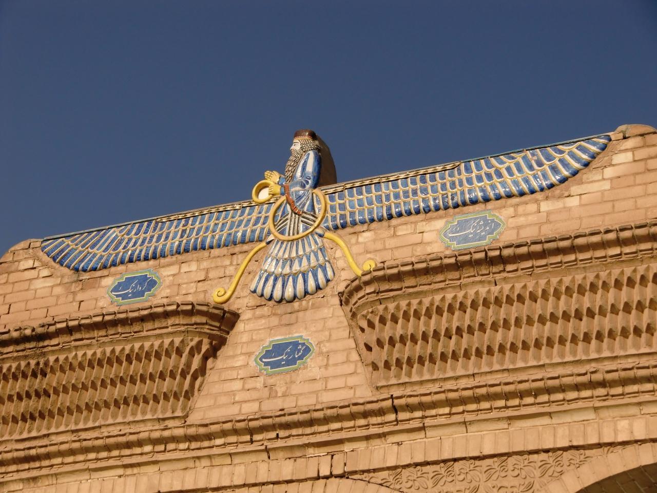 ゾロアスター教寺院、アーテシュキャデ。\u003cbr /\u003e\u003cbr /\u003eこれっ