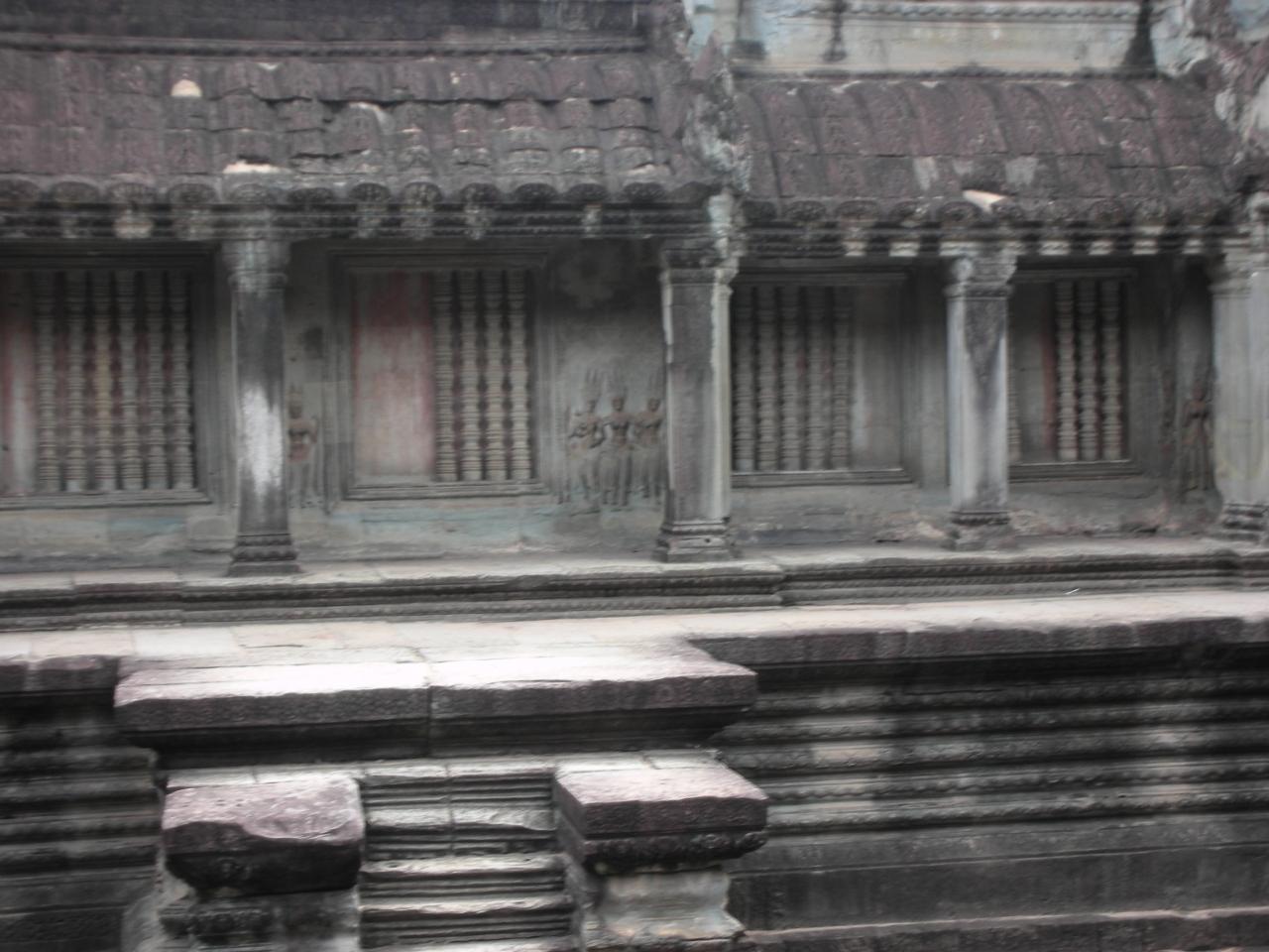 『20100623カンボジア5:アンコール・ワット』シェムリアップ ...