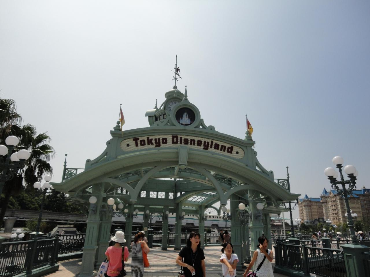 東京ディズニーランドホテル☆ランチブッフェ☆』東京ディズニー