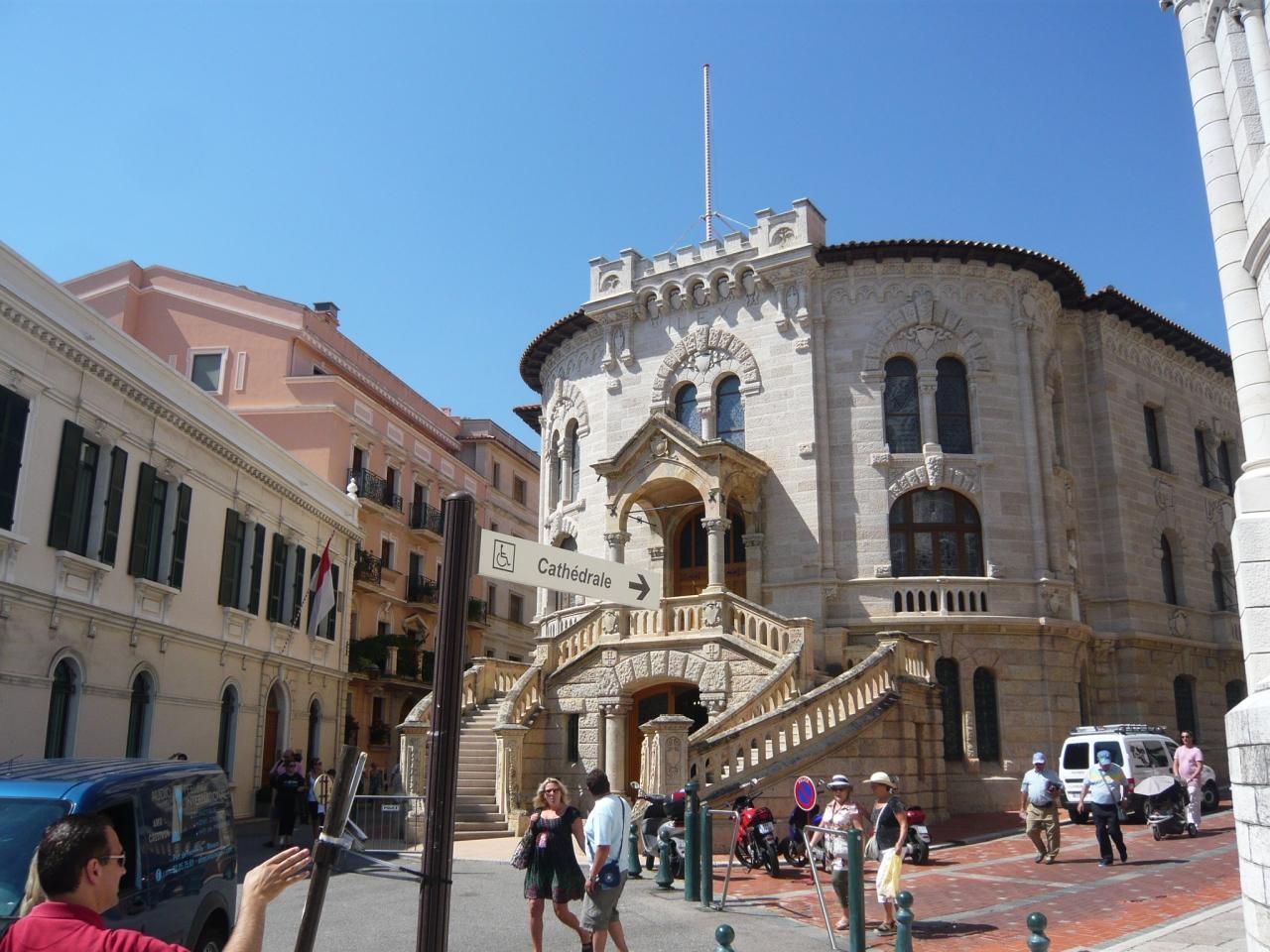 モナコ訪問