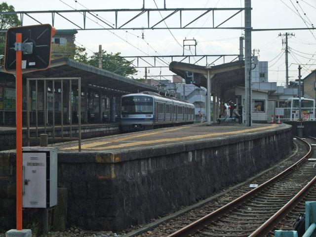 「大場駅 ホーム」の画像検索結果