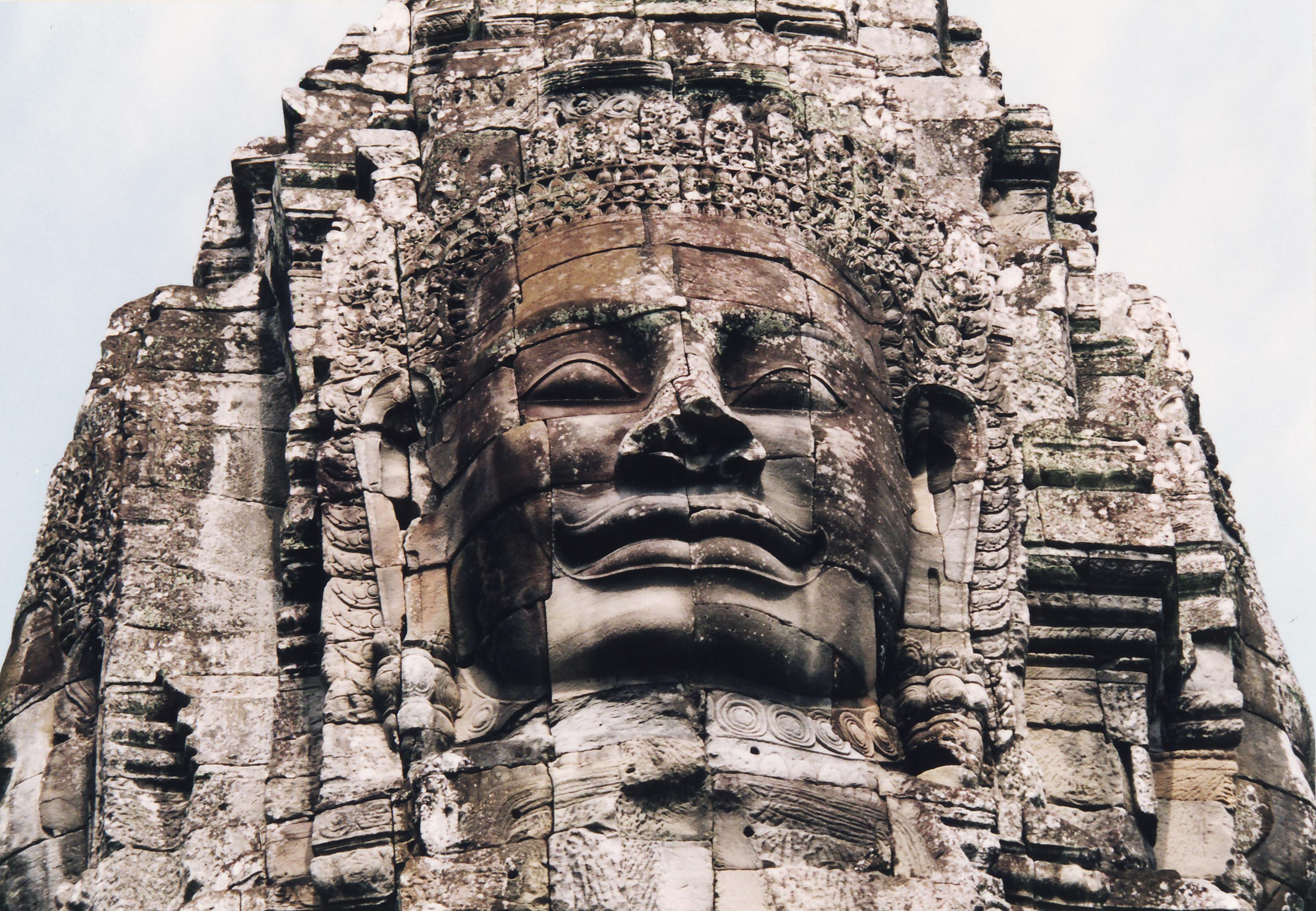 ベトナム・カンボジアの旅(4)~バイヨン、タ・プローム~