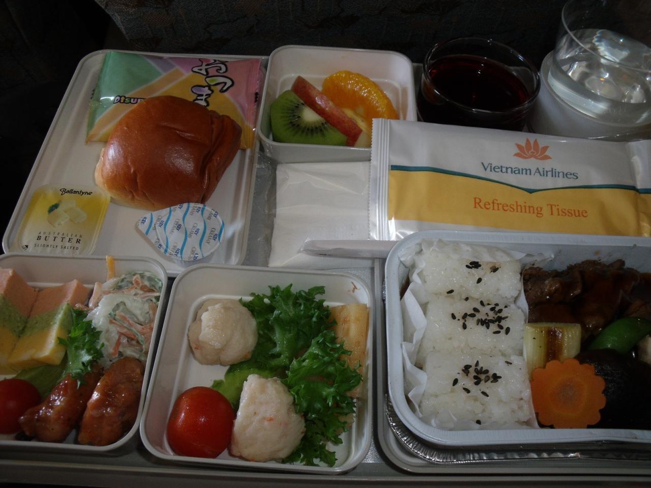 2011 ベトナムの旅(5) レストラン・お食事編