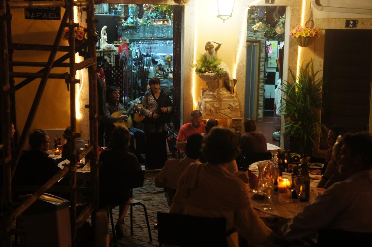 クルベ デ ファド (リスボン) 最新のレストランの口 …