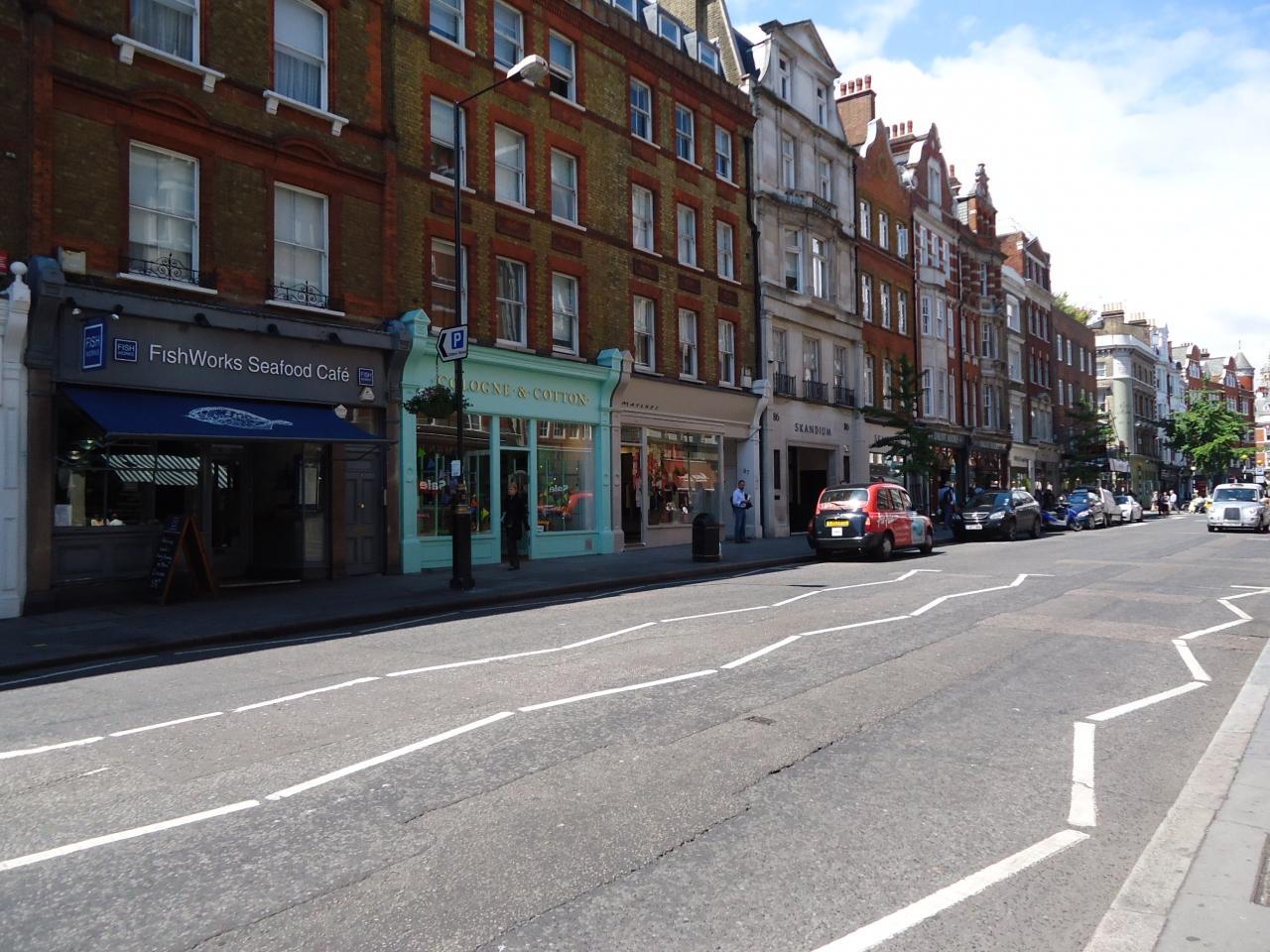 『一人旅ロンドン3泊4日~お洒落な街を歩く~』ロンドン イギリス の旅行記・ブログ By Tomato Soupさん
