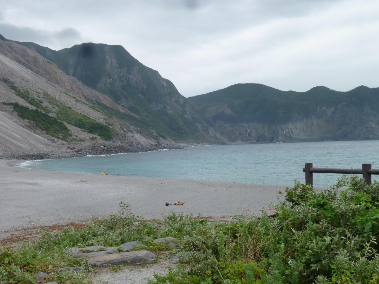 1泊じゃもったいない!美しすぎる神津島の巻き