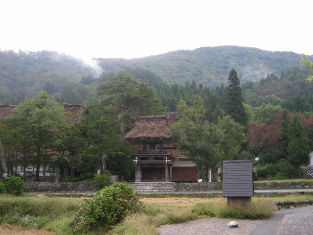 世界遺産白川郷に宿泊して飛騨路を巡る旅③