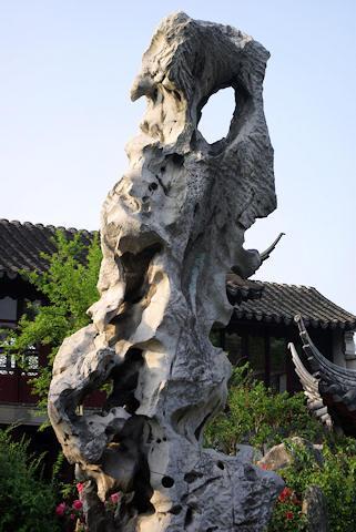 蘇州、同里と揚州、古典園林を巡る旅(その7、蘇州、留園)