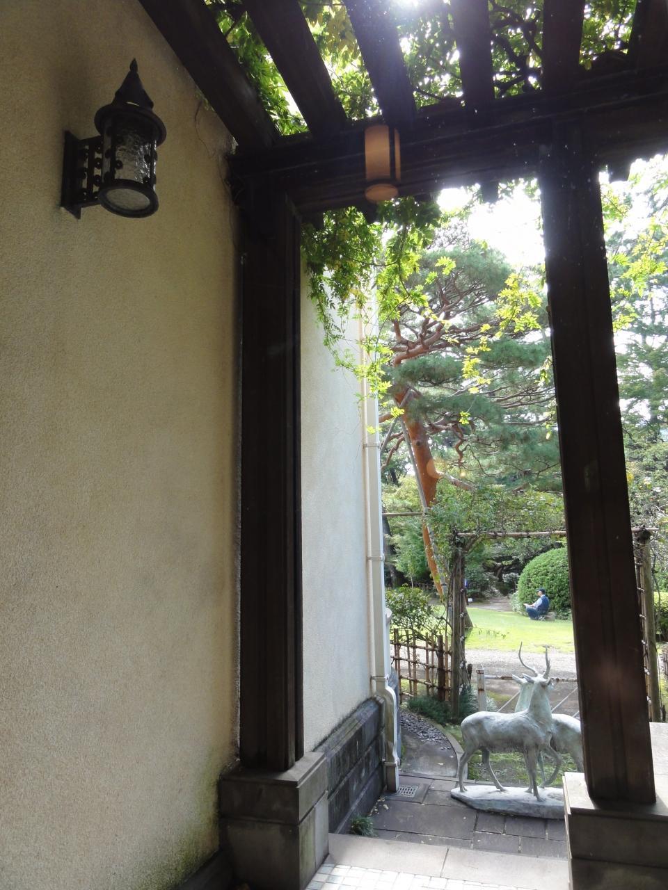 2011年 東京プチ旅行 アールデコelegance♪東京都庭園美術館
