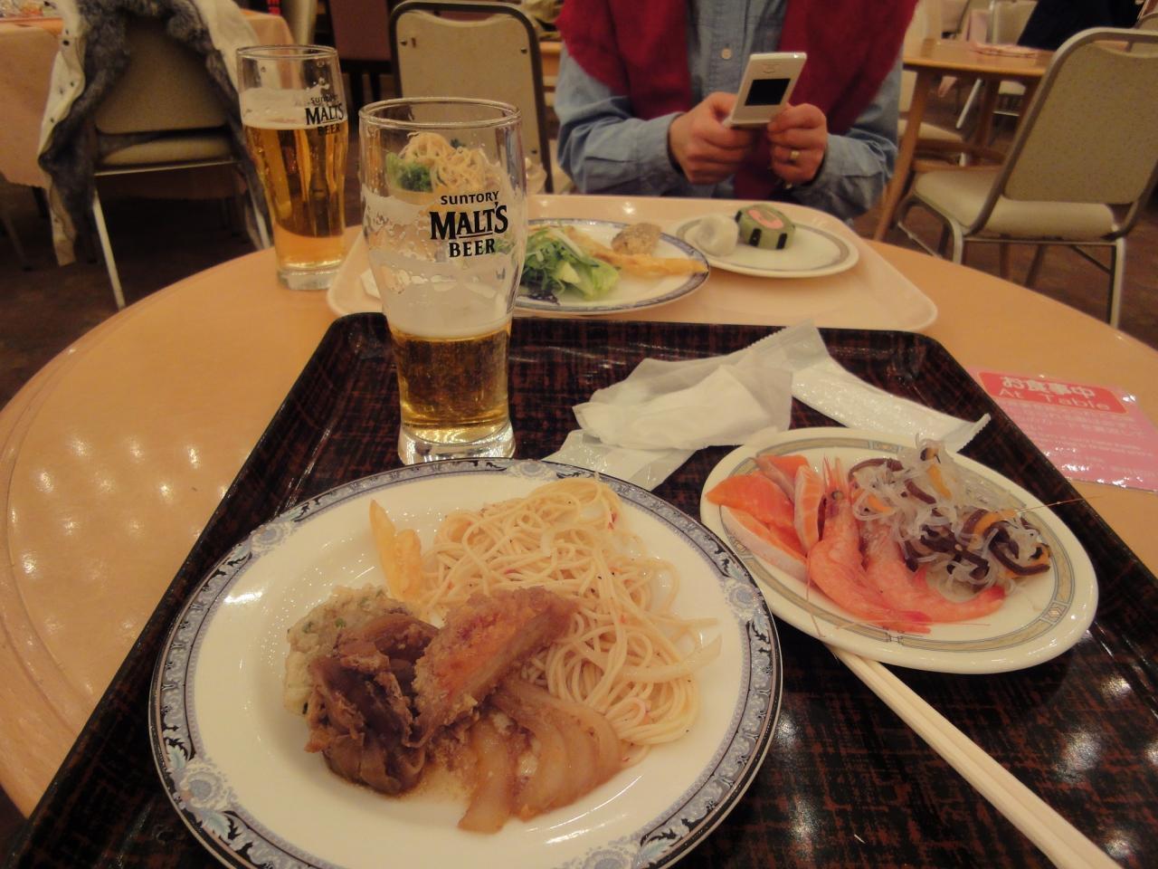 【口コミ】大江戸温泉物語 箕面観光ホテル ディナーバイキングで大満足! 大阪おでかけ《あそびめも》