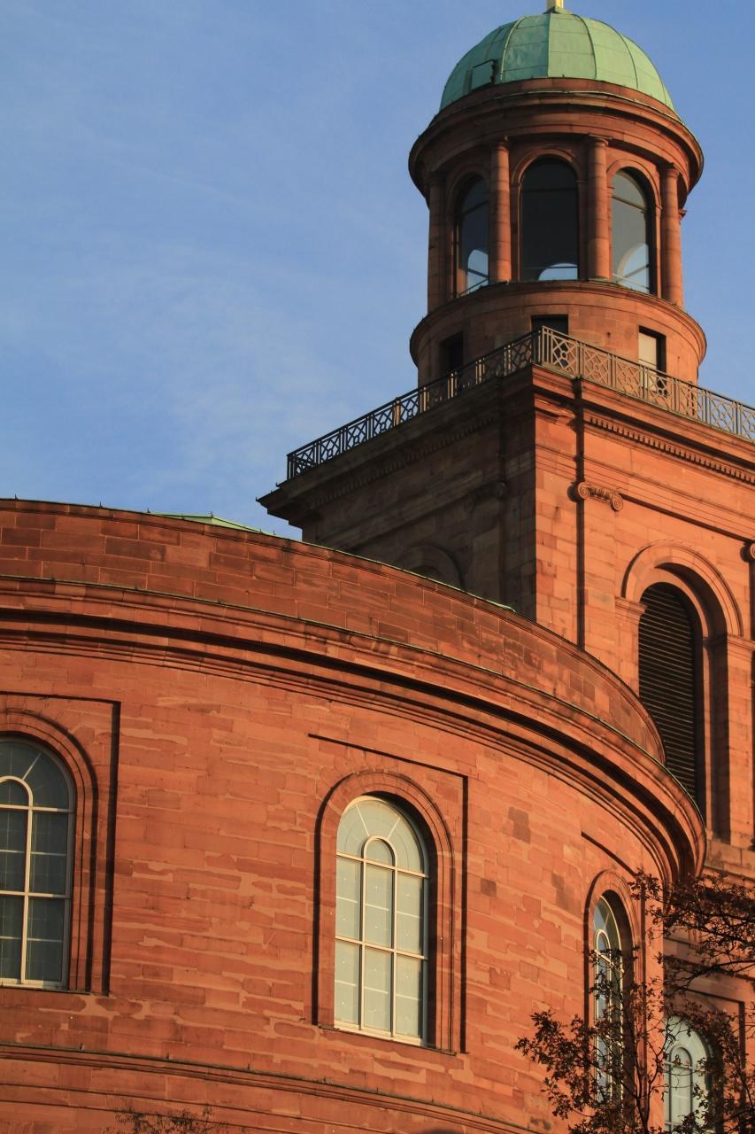 【欧州旅行31日目】 第1回ドイツ国民議会が開催された場所 「St.Paul's Church (パウルス教会)」