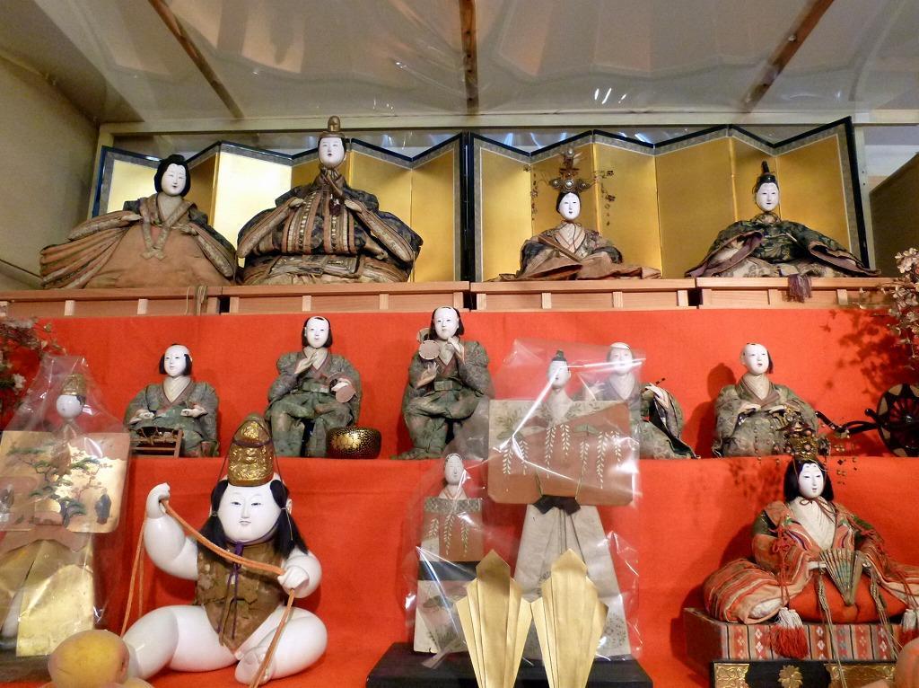 2012/03/07 人形のまち岩槻~まちかど雛めぐり