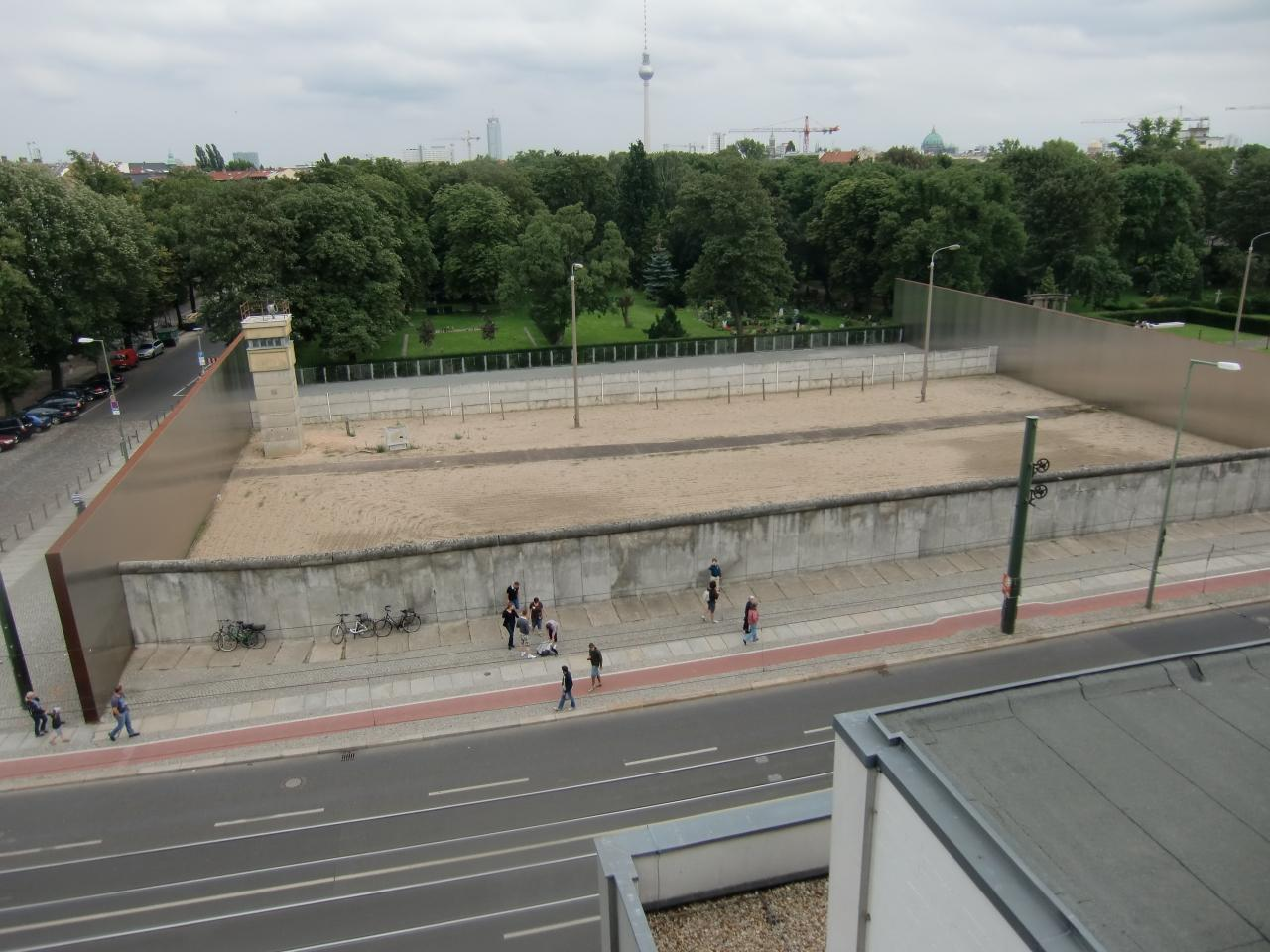 13august1961 ベルリンの壁が伝えることベルリンドイツの