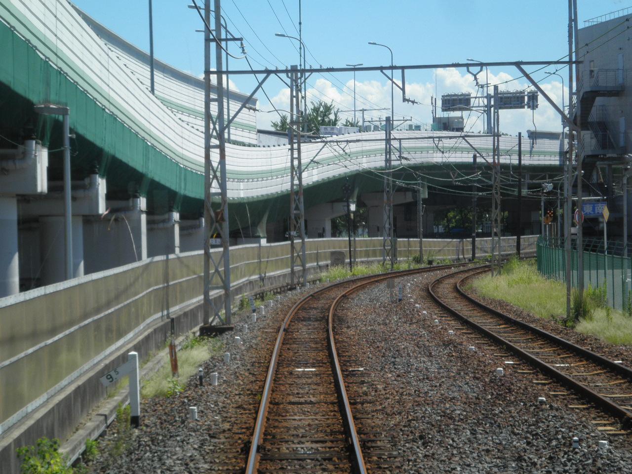 120816 スルッと関西3Dayチケット1日目(2) 南海支線巡り(汐見橋線・高師浜線)