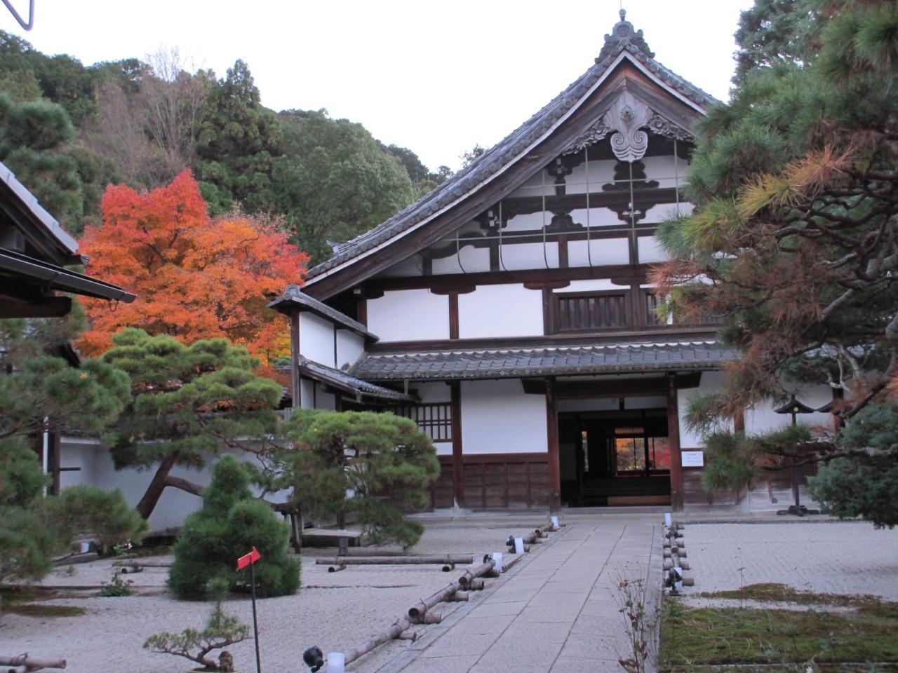 2012年 京都・東山紅葉 南禅寺と永観堂のライトアップ