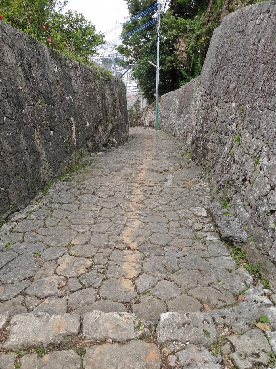 時には しっとりと散歩もいいね♪ ~ 首里金城町の石畳道と御嶽の森