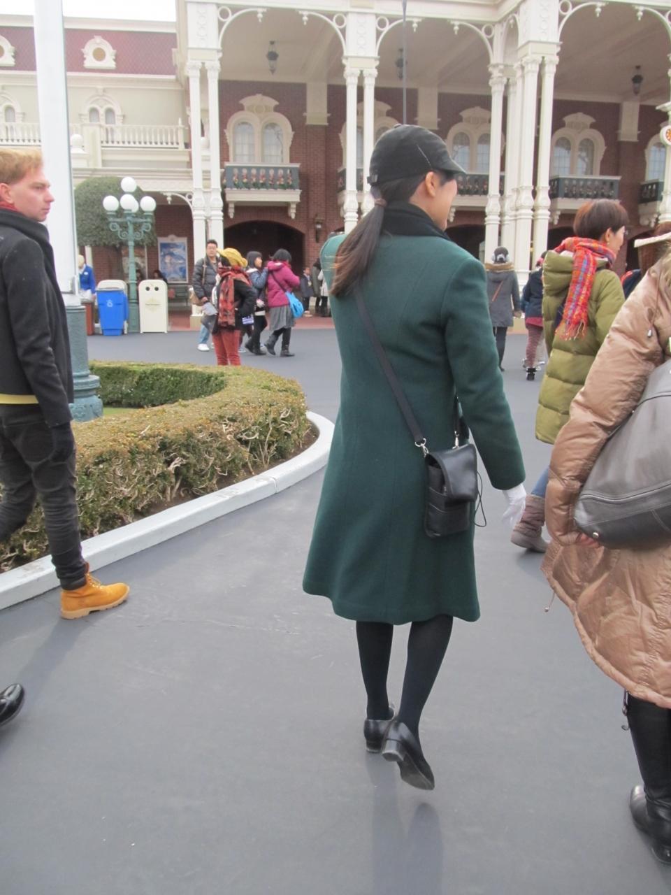 東京ディズニーランド 夢と魔法の世界ガイドツアーに参加☆シェフ