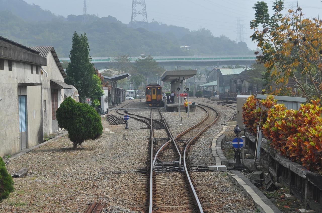 2013年1月台湾鉄道旅行5(集集線)
