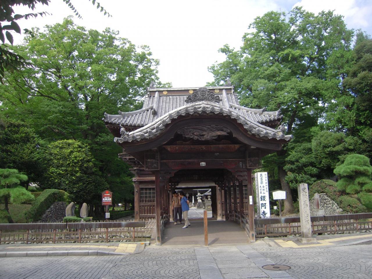 「鑁阿寺 桜門前」の画像検索結果
