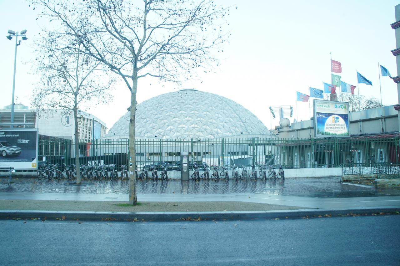 2 by gezellig kamer - Porte de versailles palais des sports ...
