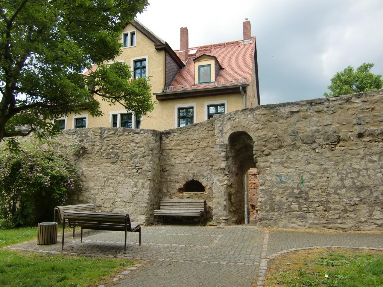 '13年旧東独の町、宗教改革ゆかりの町、そしてチューリンゲン、バイエルンの町巡り9。ナウムブルク。