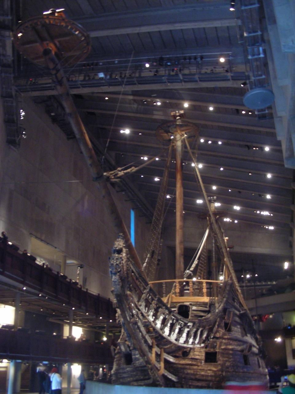 1306スウェーデン~ヴァーサ号博物館』ストックホルム(スウェーデン)の ...