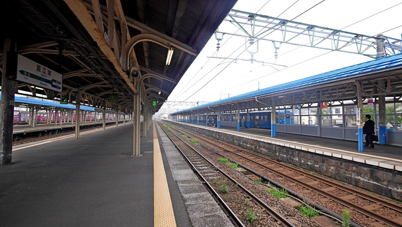 上越とんぼ返り2-はくたか2号で富山に,NH便で羽田経由で帰京