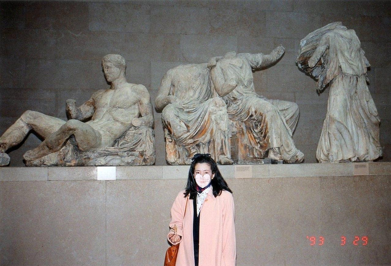 イギリスの旅~大英博物館&ロンドン動物園^^~
