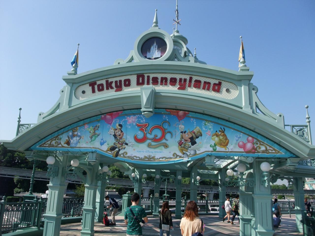 日帰りで行く30周年の東京ディズニーランド ディズニー・ハロウィーン
