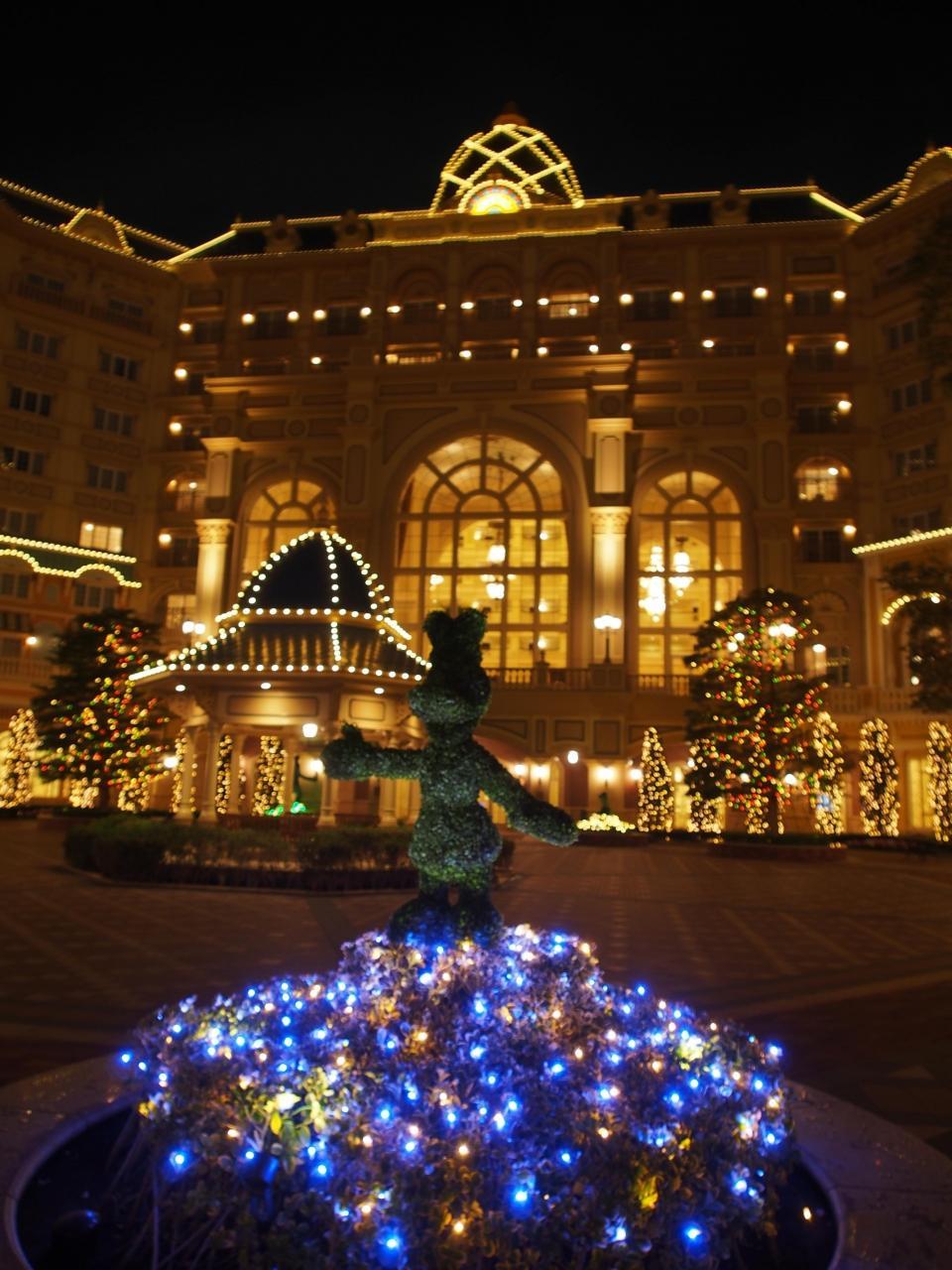 東京ディズニーランドホテルに泊まる』東京ディズニーリゾート(千葉県)の