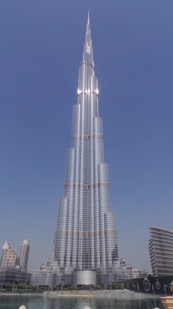 そして、世界一の高さの建物\u003cbr /\u003e\u003cbr /