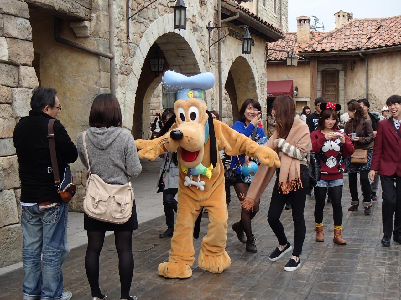 東京ディズニーランド&ディズニーシー2泊3日の旅』千葉県の旅行記