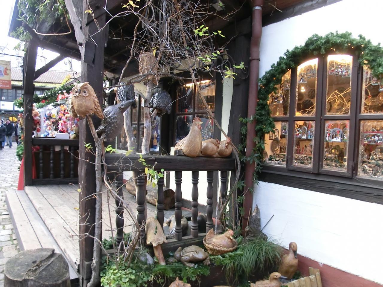 ドイツ・クリスマスマーケットめぐり②ニュルンベルク