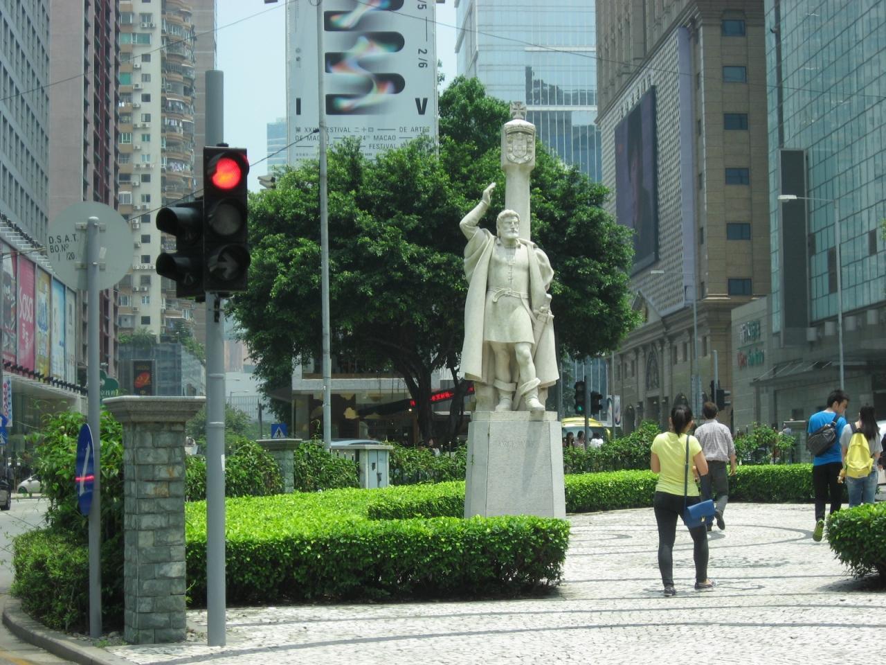 『初香港の旅2 マカオ観光・女人街』マカオ(マカオ)の旅行記 ...