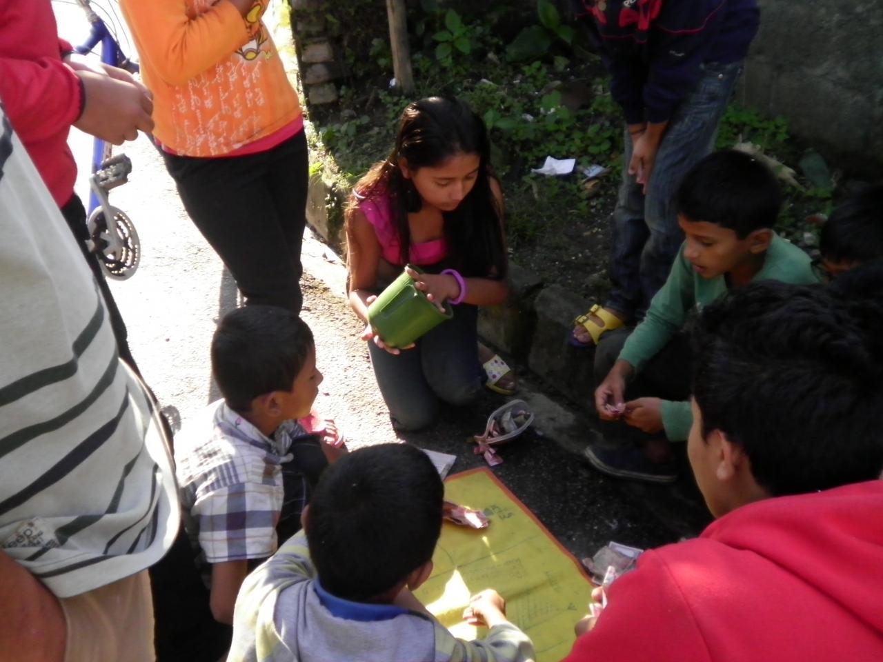 ネパール31: ポカラ 「フォクシンの丘」 トライアル