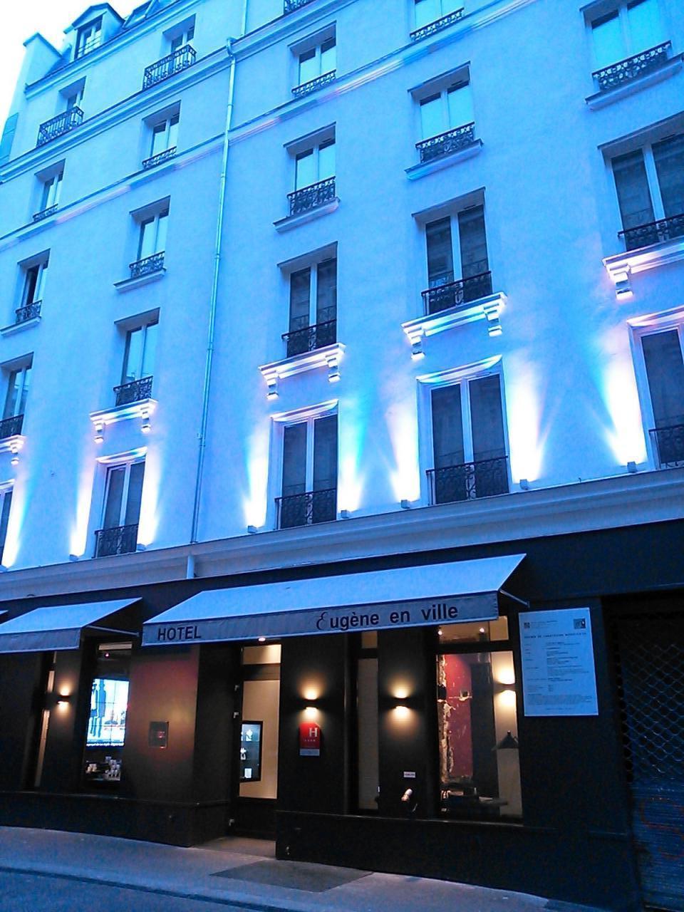 Hotel Eug Ef Bf Bdne En Ville Paris